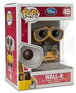 Wall-E-Funko-Pop-Disney-Toy