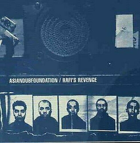 Asian Dub Foundation - Rafi's Revenge CD #G1999418