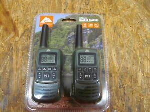 NEW -- Ozark Trail Outdoor Walkie Talkies - Waterproof OZA19LT001    (Lot B121)