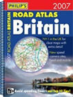 Philip's Road Atlas Britain: 2007 by Octopus Publishing Group (Paperback, 2006)