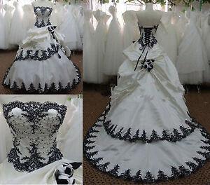 Vintage Punk Wedding Dresses