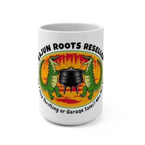 Kajun Roots Reseller Mug 15oz