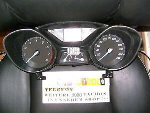 compte-tours-tableau-de-bord-integre-Ford-Focus-Fiesta-bm5t10849an-compteur