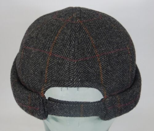 Wool Neu Docker Skullcap Cap Grau Wintermütze Dockermütze Mütze Stetson 8820501 tzvqxa1w1