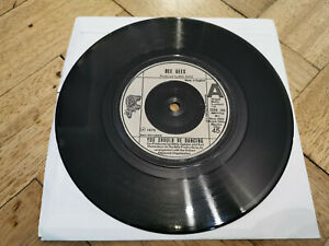 "bee gees you should be dancing 7"" vinyl record very good"