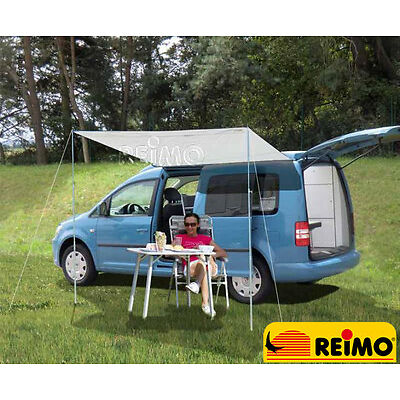 REIMO Charlyne 1.8m SWB Sun Canopy Awning for Caddy/Berlingo/Partner/Kangoo