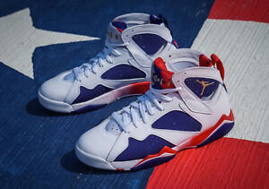 4be975a6b4d9 2016 Air Jordan 7 VII Retro Olympic Tinker Alternate. USA Size 13.5 ...