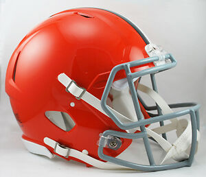 7c75638d87a Image is loading CLEVELAND-BROWNS-NFL-Riddell-SPEED-Full-Size-AUTHENTIC-