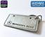 Personalized Mercedes Benz Keychain License Plate Tag Custom Retro Key Fob