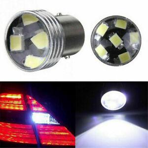 4x-1156-BA15S-P21W-6-SMD-White-Canbus-Error-Free-Auto-Car-LED-Light-Bulb-Lamp