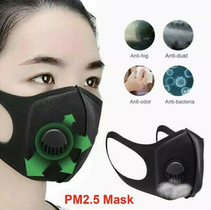 Premium-Anti-Air-Pollution-Face-Mask-Respirator-Reusable-Washable-Mask-AU-STOCK