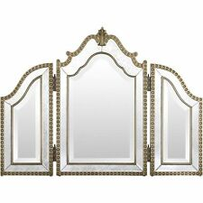 glass frame modern home dcor mirrors ebay