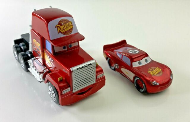 Disney Cars 2 Mcqueen Rocking Toy Talk Lively Music For Toddlers For Sale Online Ebay