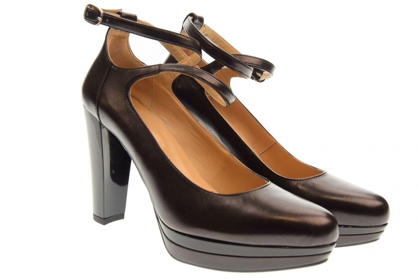 Nuova lista Nero Giardini scarpe donna decolletè decolletè decolletè con tacco  A806821DE 100 A18  100% autentico