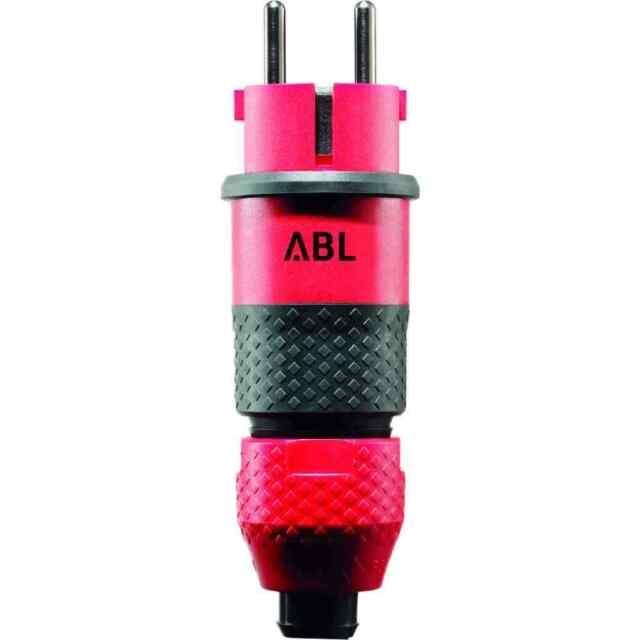 ABL Sursum 2KT-Schuko-Kupplung rt//sw 2,5 qmm 1589240