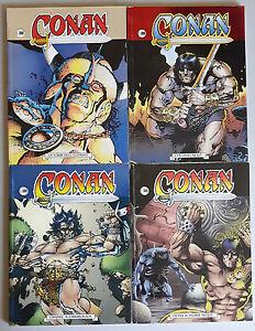 CONAN-Chiaro-Scuro-completa-1-4-ed-Marvel-1996-ottimo