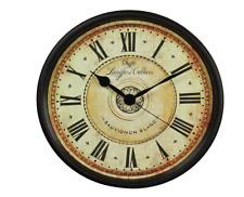 Item 2 Wall Clock Retro Antique Vintage Kitchen Clocks 12 Inch Home Decor  Rustic Round  Wall Clock Retro Antique Vintage Kitchen Clocks 12 Inch Home  Decor ...