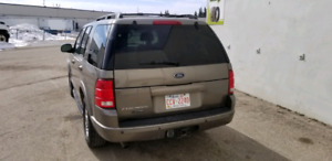 Ford explorer 2002 for sale or trade