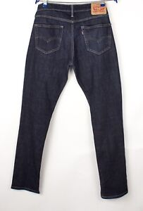 Levi's Strauss & Co Hommes 511 Slim Jeans Extensible Taille W32 L34 BDZ675