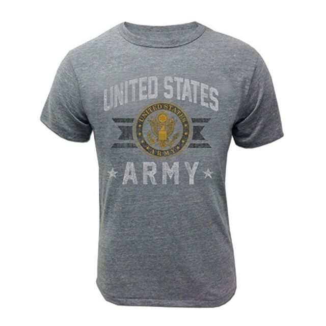 Us Air Force T Shirt Grey Vintage Veteran Usaf Symbol New Logo Vet