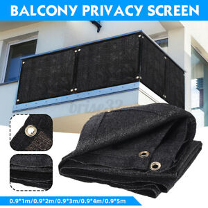 90cm-Balcony-Privacy-Screen-Gardening-Sunshade-Cover-Summer-Residence-Fence