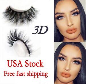 67d66773f97 Lilly Miami 3D Full Strip Lashes 100% Real Siberian Mink Strip ...