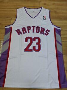 meet be0c0 195e7 Details about Corey 'Homicide' Williams 2005 Toronto Raptors Replica NBA  Jersey - medium
