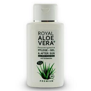 Royal aloe vera pflege gel after sun shave 92 bio aloe vera schisandra 4041498511223 ebay - Pflege aloe vera zimmerpflanze ...