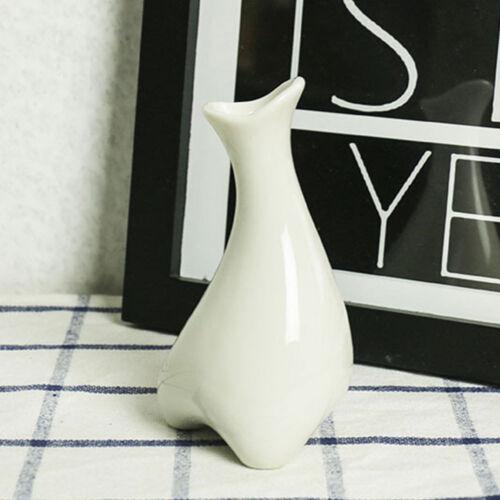 33B1 ED48 Ceramic Delicate Vase Flower Pot Office Porcelain Home Decoration