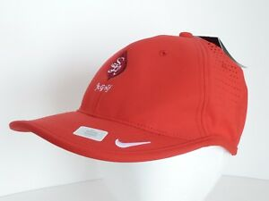 9db817afcb48c Junior Golf Red Nike Nikegolf Youth One Size Hat Cap. New with Tags ...