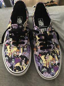 Disney Vans Villains Shoes Sneakers US