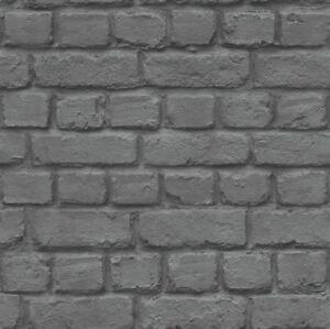 Rasch-Tapete-Steintapete-Rasch-226744-Steinoptik-Anthrazit-EUR-1-36-qm