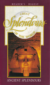 ANCIENT-SPLENDOURS-Readers-Digest-VIDEO-VHS-Pal-Sealed-SirH70