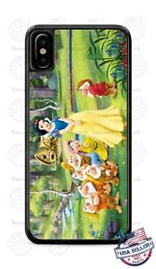 Snow-White-amp-Seven-Dwarfs-Home-Design-Phone-Case-Cover-for-iPhone-Samsung-etc