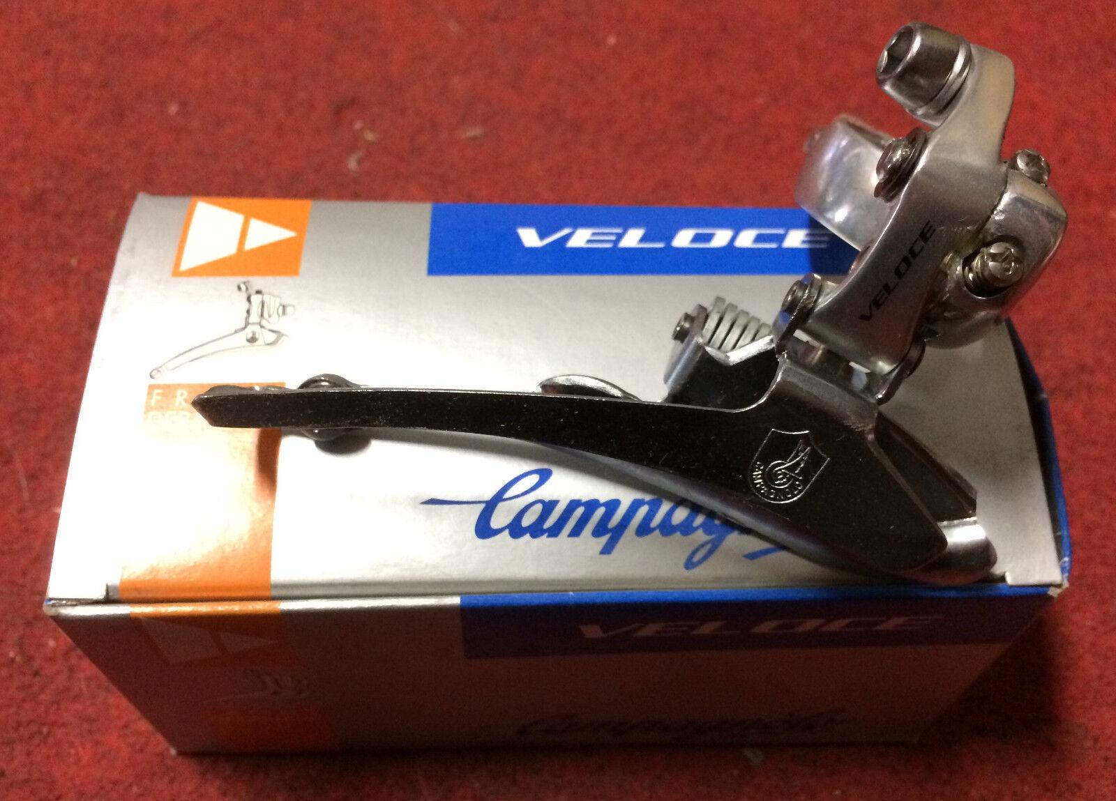Derailleur Front Campagnolo Fast 9s 32mm Clip on Bike Front Derailleur