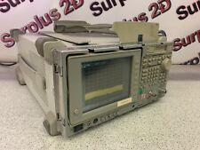 Advantest R3465 Modulation Spectrum Analyzer Withopt15 Amp 61 9khz 8ghz