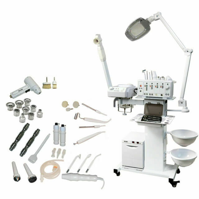 13 In 1 Facial Machine Microdermabrasion Electric Bed Care Spa Salon Equipment For Sale Online Ebay