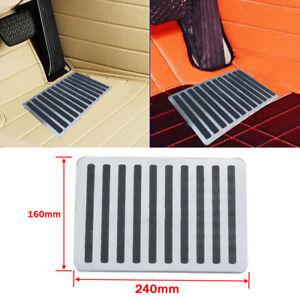 Universal Iron Car Floor Carpet Mat Patch Foot Heel Plate
