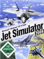 Jet Simulator 2009 Flugzeugsimulator für Pc Neu/Ovp