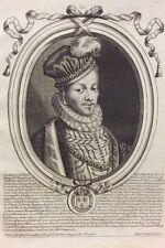 Charles IX Roi de France par Nicolas II de Larmessin C 1686