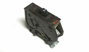 WADSWORTH 50 Amp CIRCUIT BREAKER Type A50 120V Single Pole A-50 Metal clip