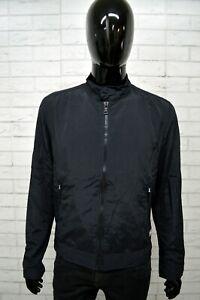 Gas Noir Noir Veste Homme L Homme Taille Blazer Veste Veste Taille pPSqF5p