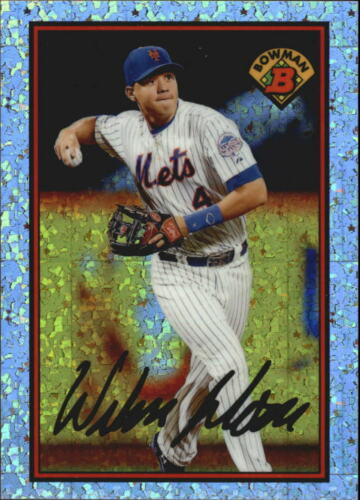 C18 Pick From List 2014 /'89 Bowman is Back Silver Diamond Refractors