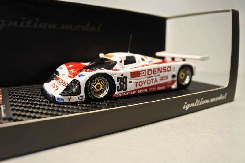1 43 Hpi IG Encendido Denso Toyota 90C-V () 1990 Le Mans IG1073