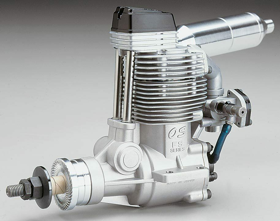 OS 120FS FS120III Four Stroke RC Airplane Engine w  Pump Ring 70N Carb OSMG0935