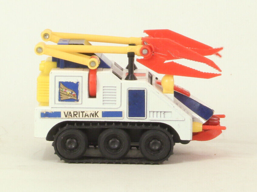 Shogun Action Vehicles Varitank With Missiles