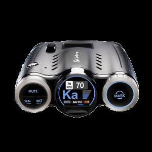 Cobra Road Scout - 2 in 1 Radar/Laser Detector GPS and 1080p Dash Cam