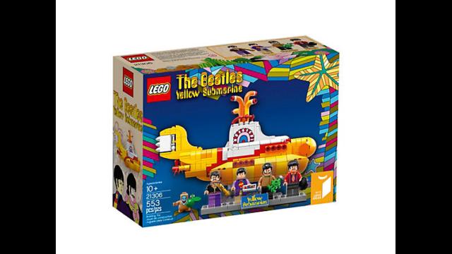 Lego 21306 The Beatles - Yellow Submarine - IDEAS
