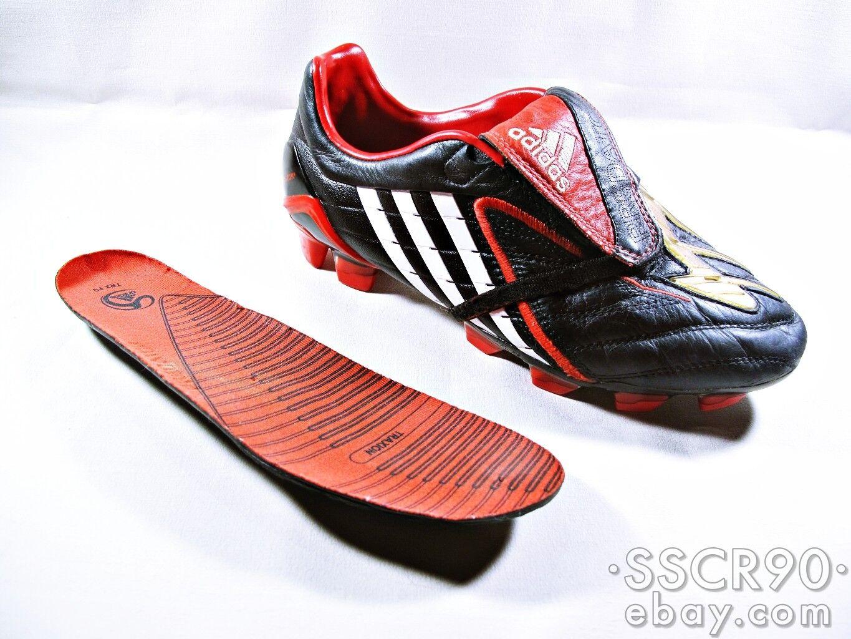 separation shoes 0b50a 2aaf2 Adidas Predator PowerSwerve TRX FG Soccer Cleats Cleats Cleats Football  Stivali 048769 6 f40327 ...