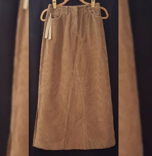 Gorgeous Made in Italy Gazebo olive long maxi cord